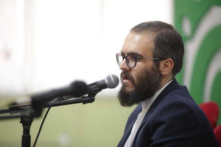 میلاد شعیبی دبیر شبکه جوانان رضوی کشور