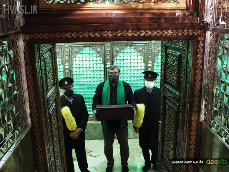 مراسم محرم 1400 امامزاده صالح